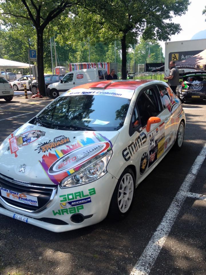 Rally Ronde del Ticino 2016