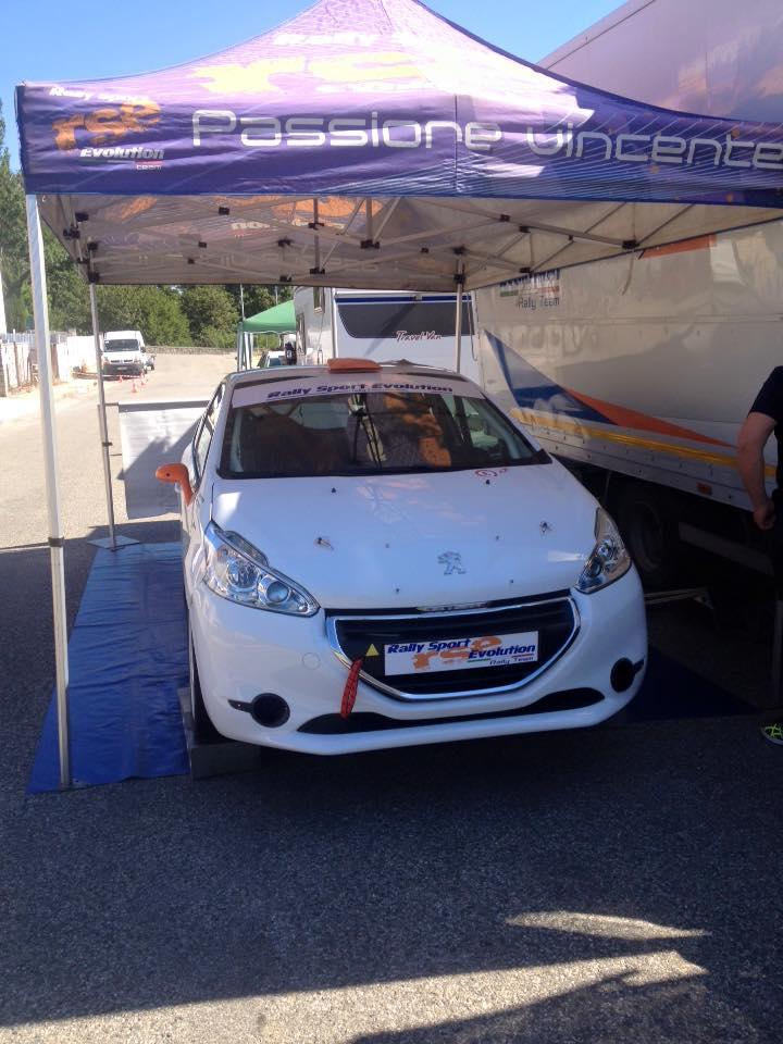 Rally La Drome 2016