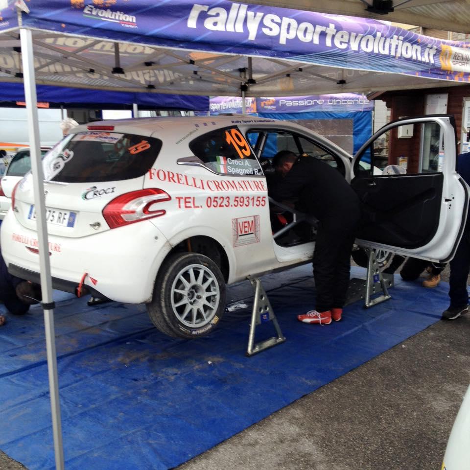 7° Rally Ronde delle Miniere
