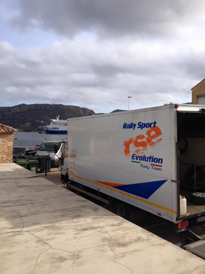 Rally Portivech sud Corse 2016