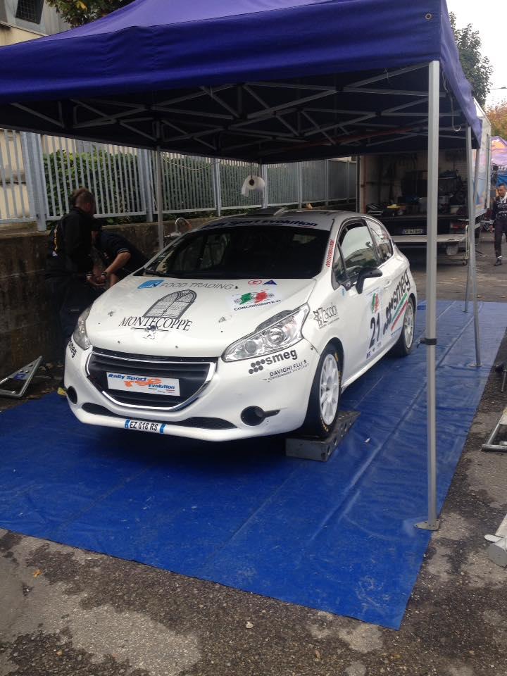 37° Rally Appennino Reggiano