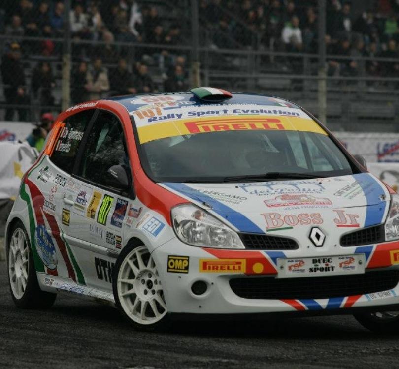 Organizzazione prove vetture da rally per aziende e privati
