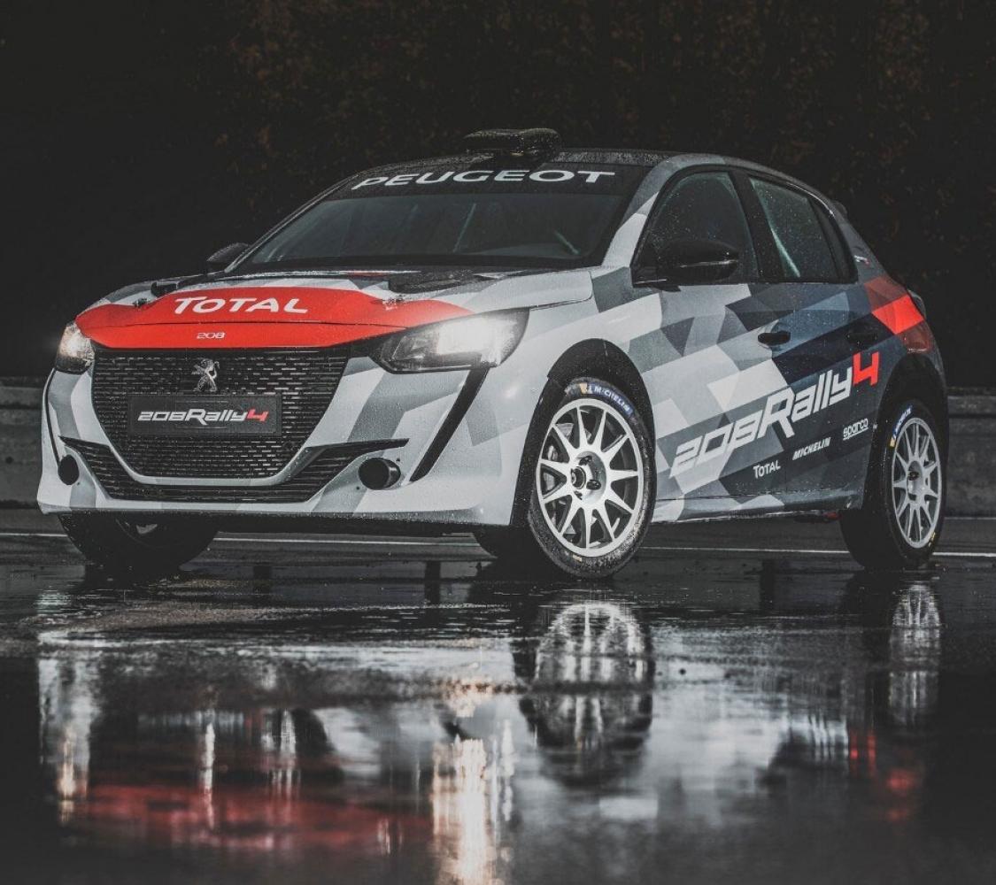 [NEWS 2020] Peugeot 208 Rally 4